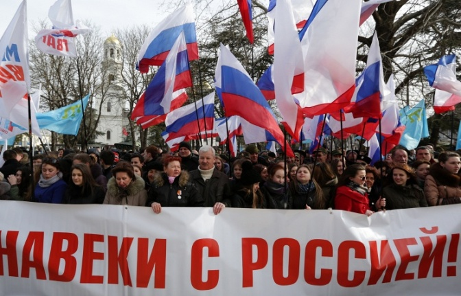 Crimeans Prefer Living in Russia than in Ukraine – Forbes