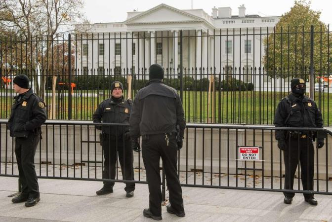 Cyanide Sent to White House