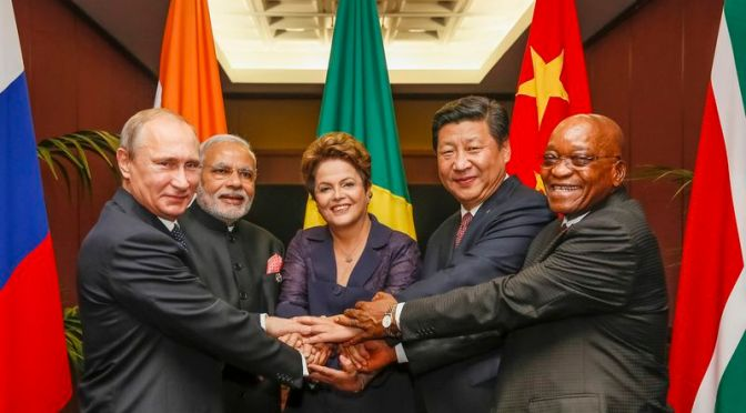 BRICS + Germany: What are they cooking?