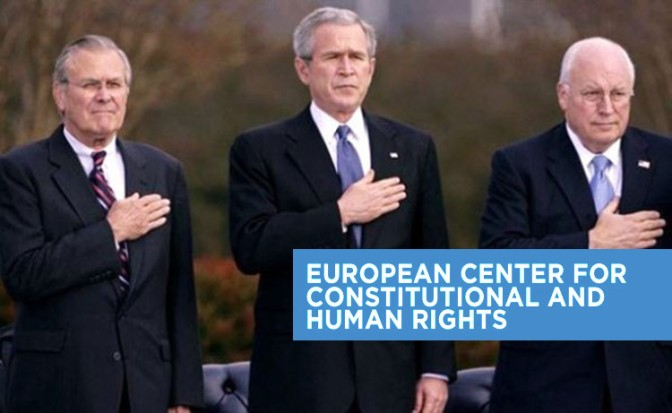 Germany Files War Crimes Against Bush, Cheney, Rumsfeld et al