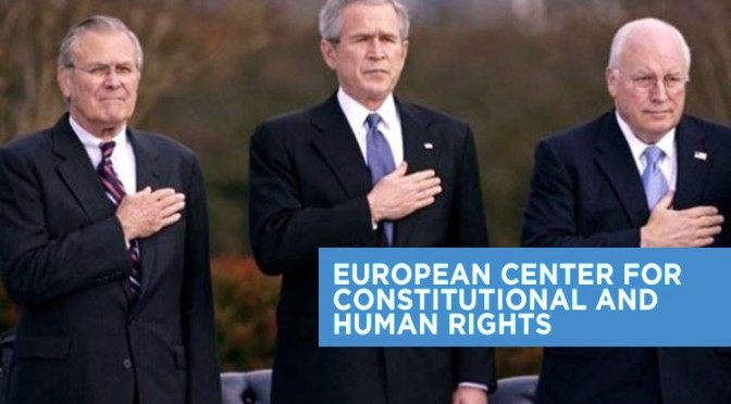 Germany Files War Crimes Against Bush, Cheney, Rumsfeld et al Bush-rumsfeld-cheney1