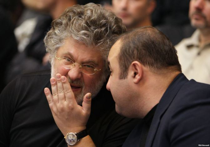 Ukraine's Oligarchs Turn on Each Other; Meet Flight MH17 Perpetrators