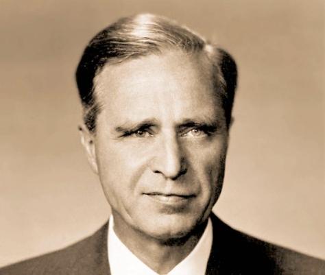George Scherf Sr. or Prescot Bush