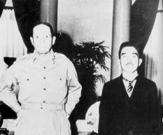 Both Gen. McArthur and Emperor Hirohito were Maltese Knights
