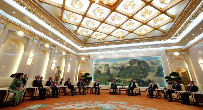 Spain, South Korea, Austria Join China-Led Asian Investment Bank