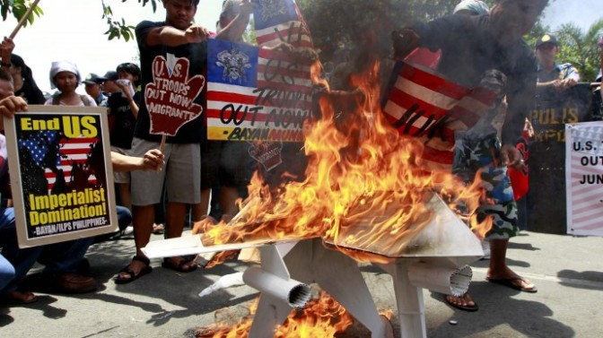 Has Obama Lost Control Of the Philippines?