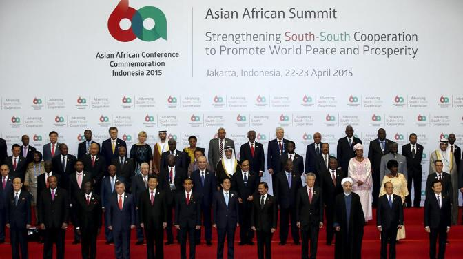 Asia-Africa Synergy Crucial for South-South & North-East Ties