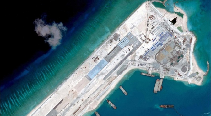 Why is China Reclaiming The Kalayaan Group of Islands?