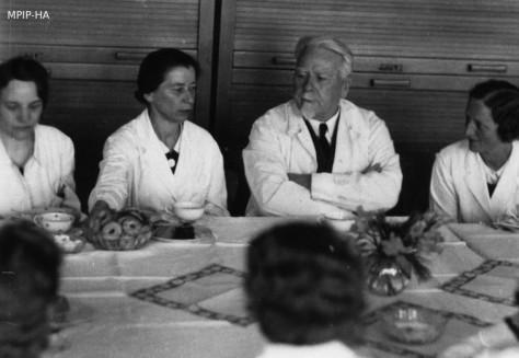 American Nazi doctors headed by Ernst Rudin