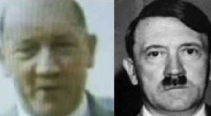 FBI Doc Confirms Hitler Fled to Argentina in 1945
