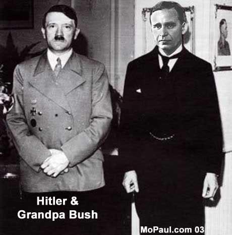 hitler_bush