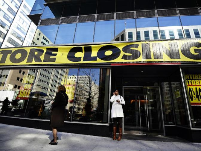 Massive Retail Industry Closures are Here