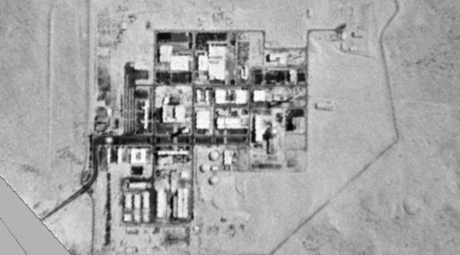 Why is Israel Armed with an Estimated 400 Nuclear WMDs?