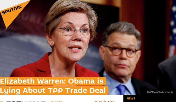 obama lying about tpp