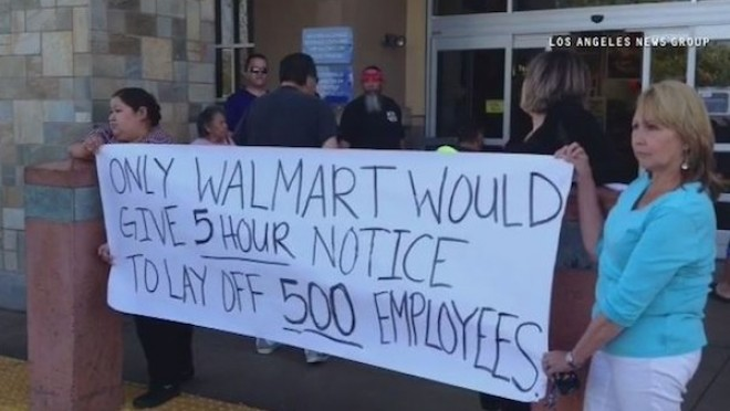 Walmart's 5-Store Wide Closures Fuel China Invasion & Jade Helm 15 Martial Law Speculations