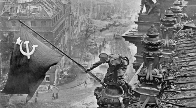 "Perverted History: ""US Army Liberated Europe from Nazi"""