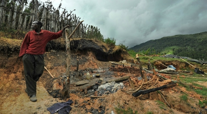 World Bank-Funded Projects Fueling Land Grabs, Displacement of Global Poor