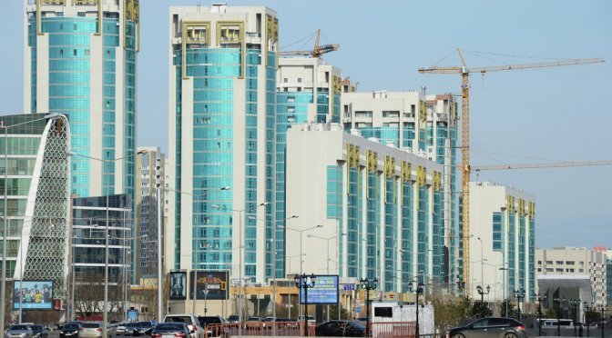 Kazakhstan Unveils 'Singapore'-Like Government Reform Plan