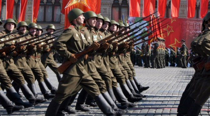 Russia's Perpetual Fight Against Fascism