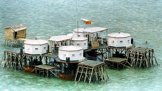 chinese outpost