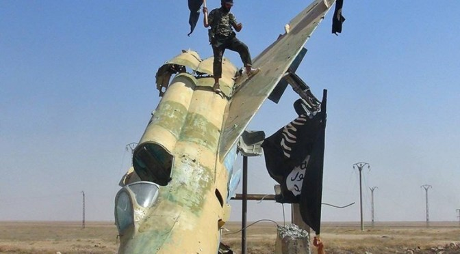 Pentagon Report Predicted West's Support for Islamist Rebels Would Create ISIS