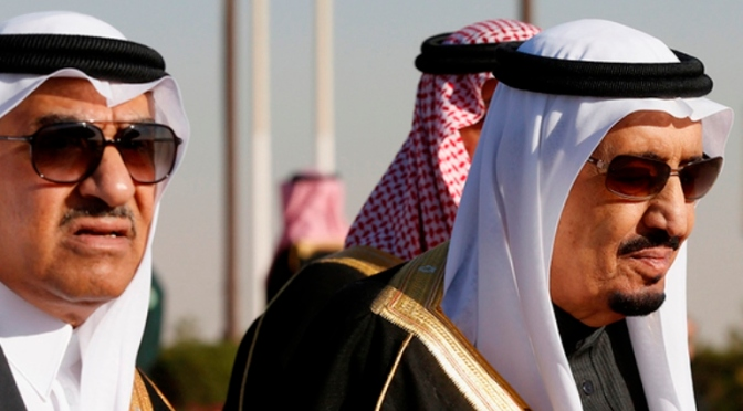 Saudi Palace Intrigue Sparks Speculation