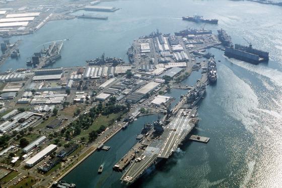 subic naval base