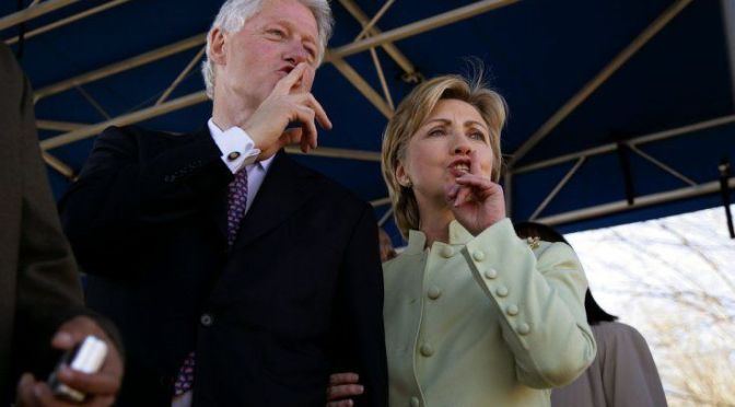 Bill & Hillary's Body Count Increases!