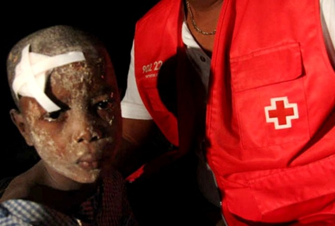 Red Cross Scam & Nazi Link Exposed