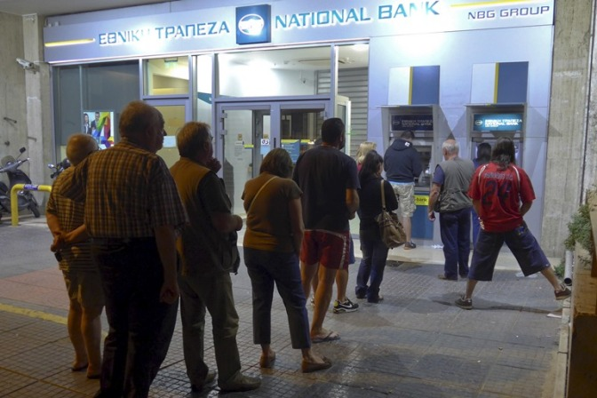 Nazionist Banking Cabal May Inject Civil War in Greece