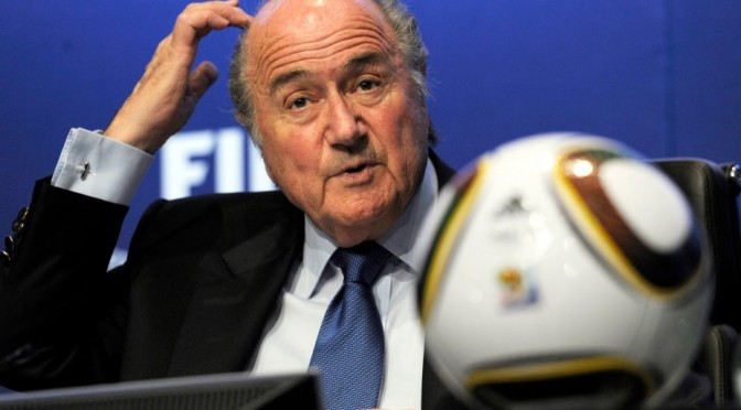 Forget Sports: Geopolitics is Behind the FIFA Scandal