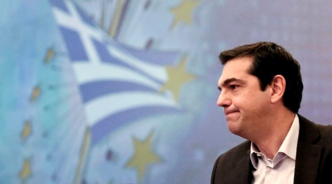 Greek PM Tsipras Capitulates to Fiat Troika Vultures
