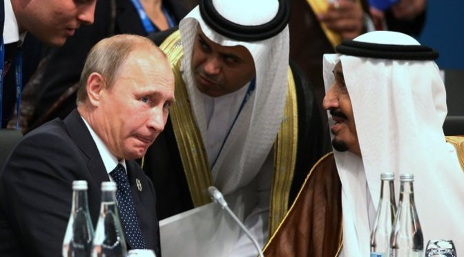 Saudi Arabia Diversifies Portfolio with $10B Investment into Russia