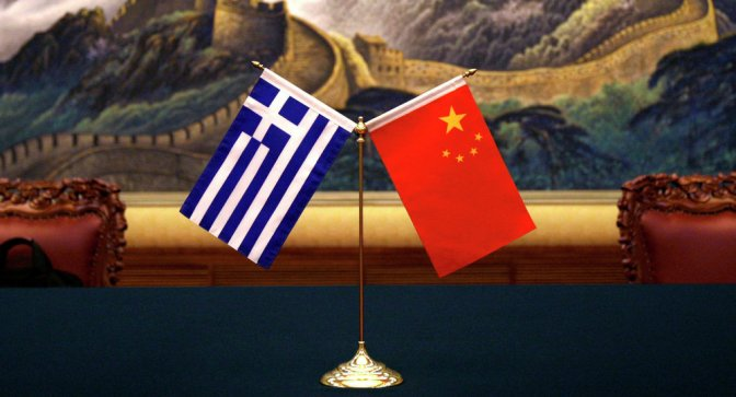 China May Aid Greece Directly