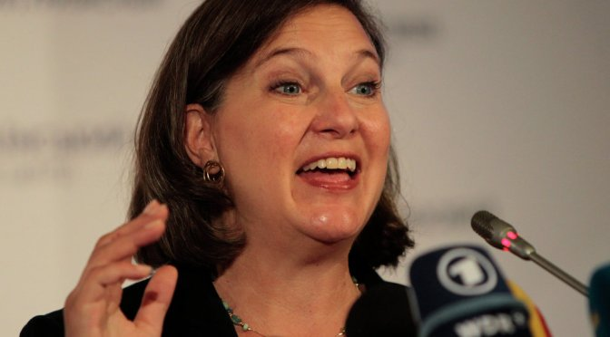 Nuland and Co. Making Money on Endless Wars