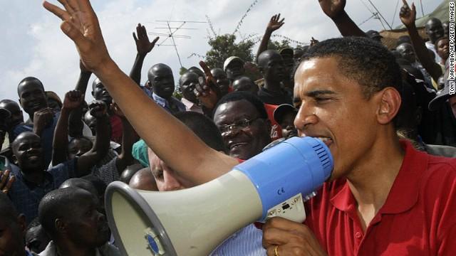 Obama's Africa Hypocrisy