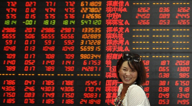 Wall Street Attack on Chinese Stock Market Confirmed by U.S. CEOs