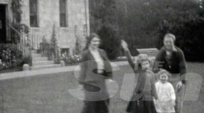 Video of Queen Liz in Snappy Nazi Salute Exposed on MSM