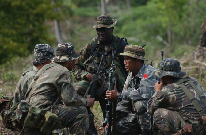 Forgotten 'War on Terror' in The Philippines
