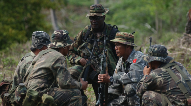 Forgotten 'War on Terror' in The Philippines