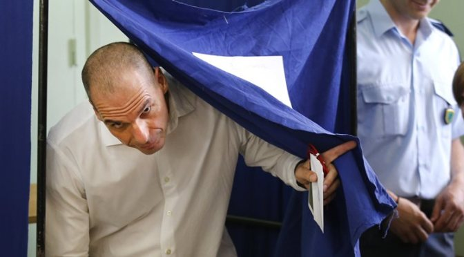 Yanis Varoufakis Resigns!