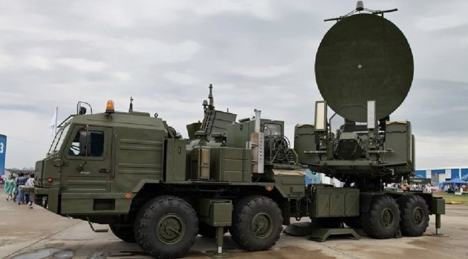 Russia Testing Electronic Warfare vs. Space Attacks that Hit China Recently