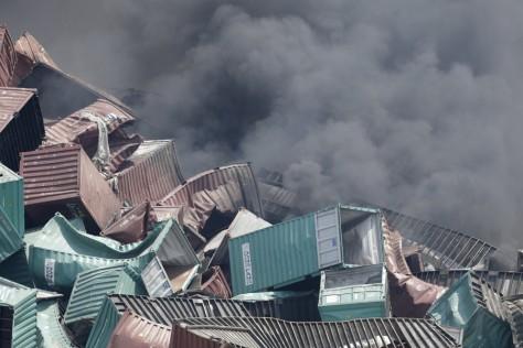UPDATE Tianjin China Explosion 55cc44b4c36188346a8b45e2