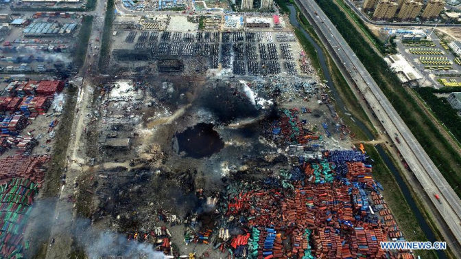 Experts Confirmed Tianjin Blast Was Nuclear