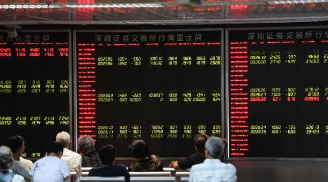 China's Plan to Exit the Fiat Stock Market Confirmed Journalist-confesses-causing-china-market-plunge