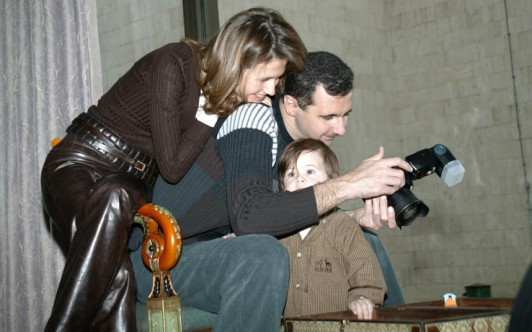 Assad family.
