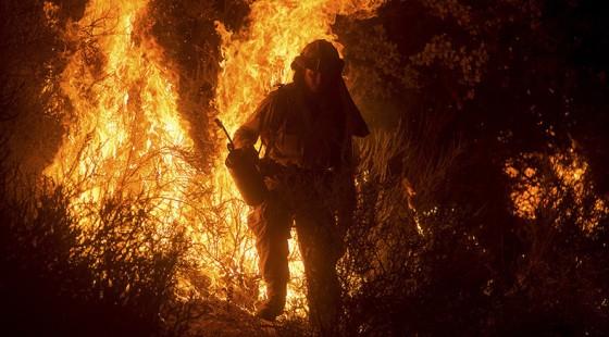 california on fire