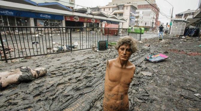 Why did Chile get an Earthquake and Tsunami?