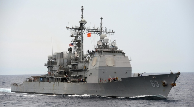 Chinese Navy sets off for Syria