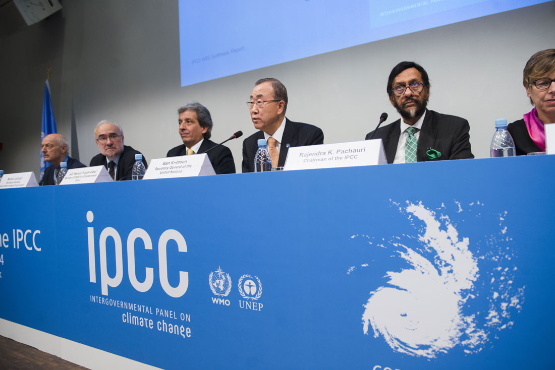 IPCC  Intergovernmental Panel on Climate Change